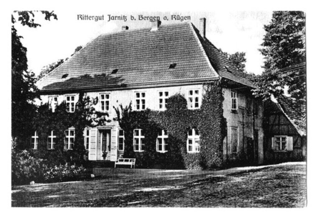 Ferienwohnung im Gutshaus Jarnitz, FeWo im Gutshau
