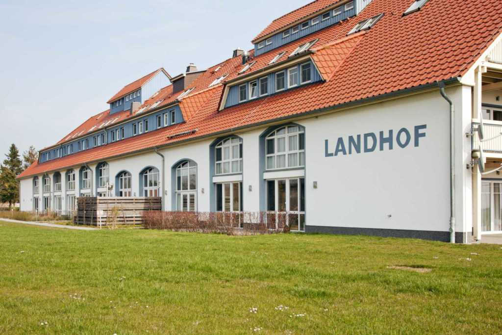 Landhof Usedom Appartment 106, Stolpe - Landhof Us