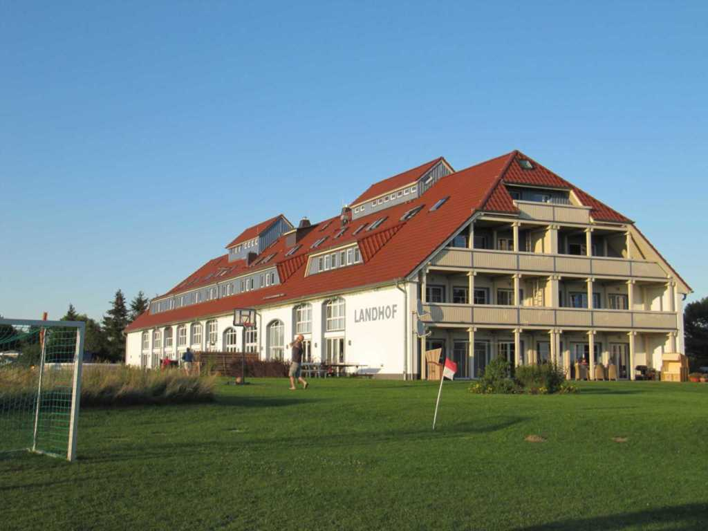 Stolpe - Landhof Usedom App. 302