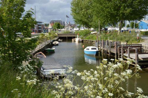 Am Hafen von Aabenraa/DK