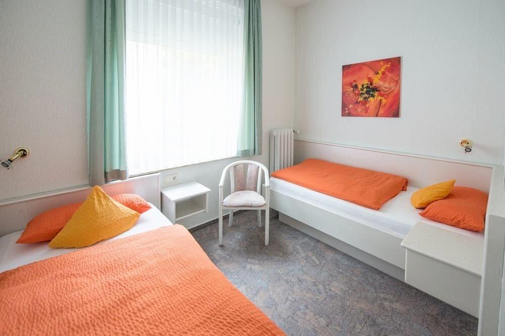Schlafzimmer Ferienwohnung Sommerwind