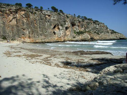 Badebucht Cala Magraner
