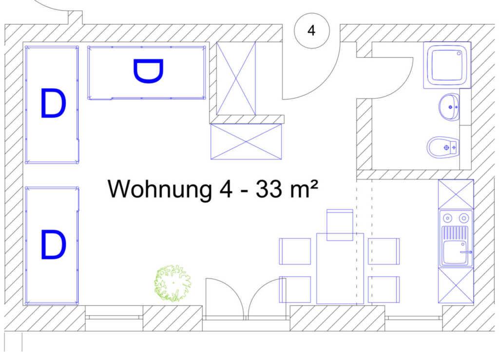 Ostsee Ferienidyll'Gut Lancken', Wohnung 04