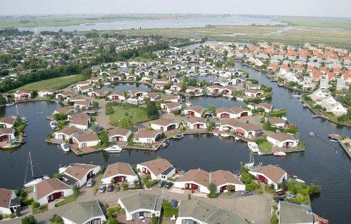 Luftfoto der Anlage