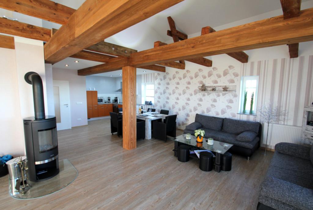 120m² Ferienhaus am Hafen, Ferienhaus