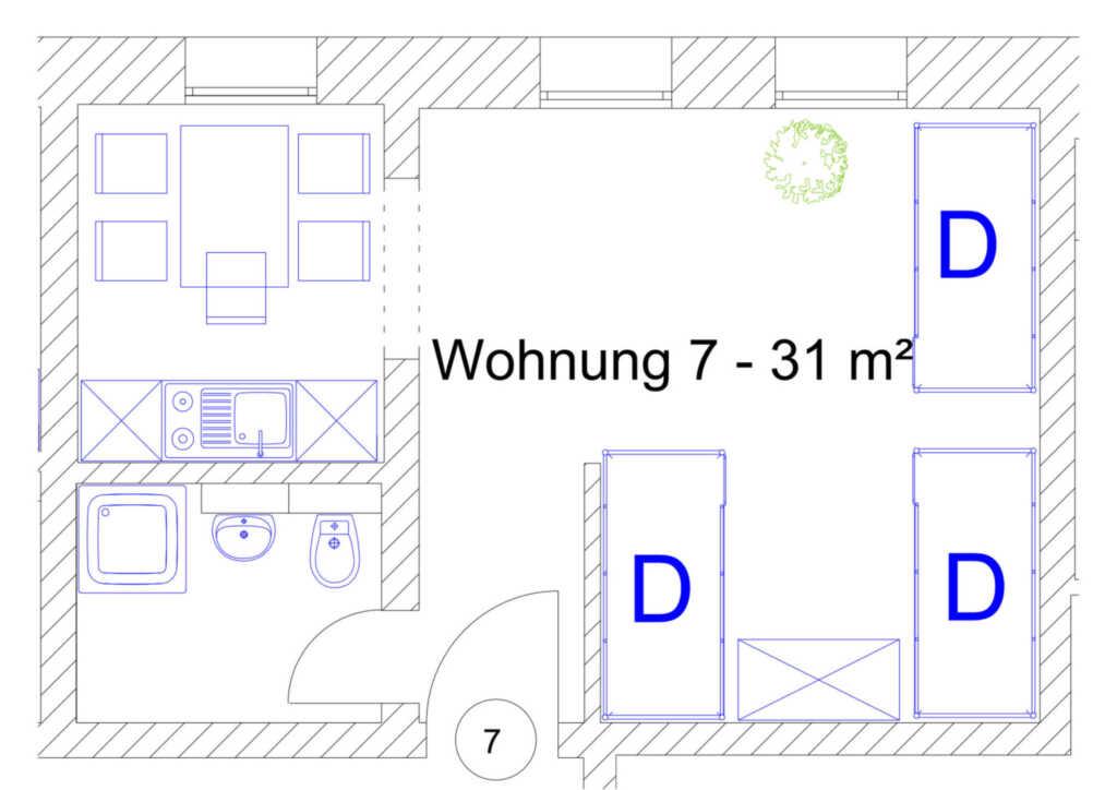 Ostsee Ferienidyll'Gut Lancken', Wohnung 07