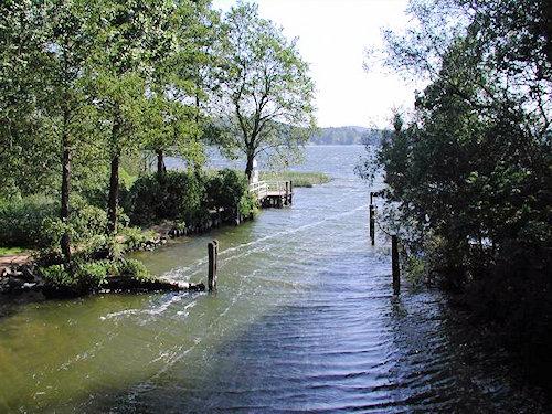 Schwentine und Dieksee (5 Seen-Fahrt)