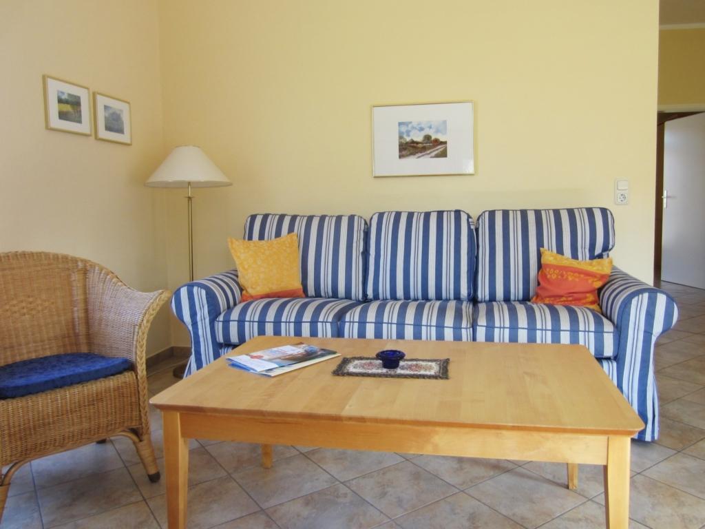 Ferienwohnung Pfennigschmidt - Urlaub mit Strandko