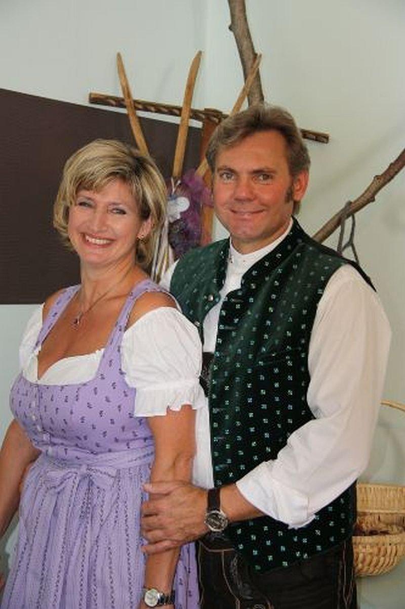 Ihre Vermieterin Frau Birgit Sepp stellt sich vor