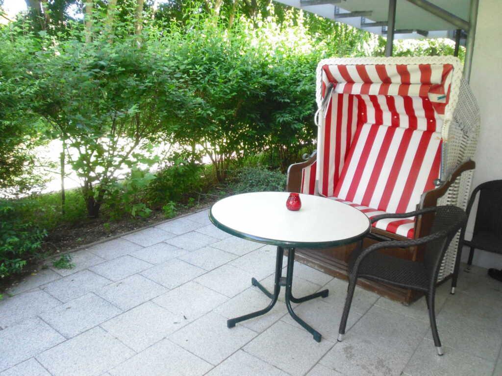 Ferienwohnung Seitz - Urlaub mit Strandkorb, Fewo