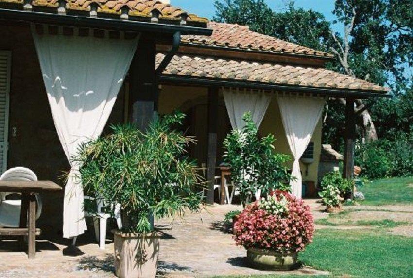 POGGIO DELL'OLIVO, Casa B unten links