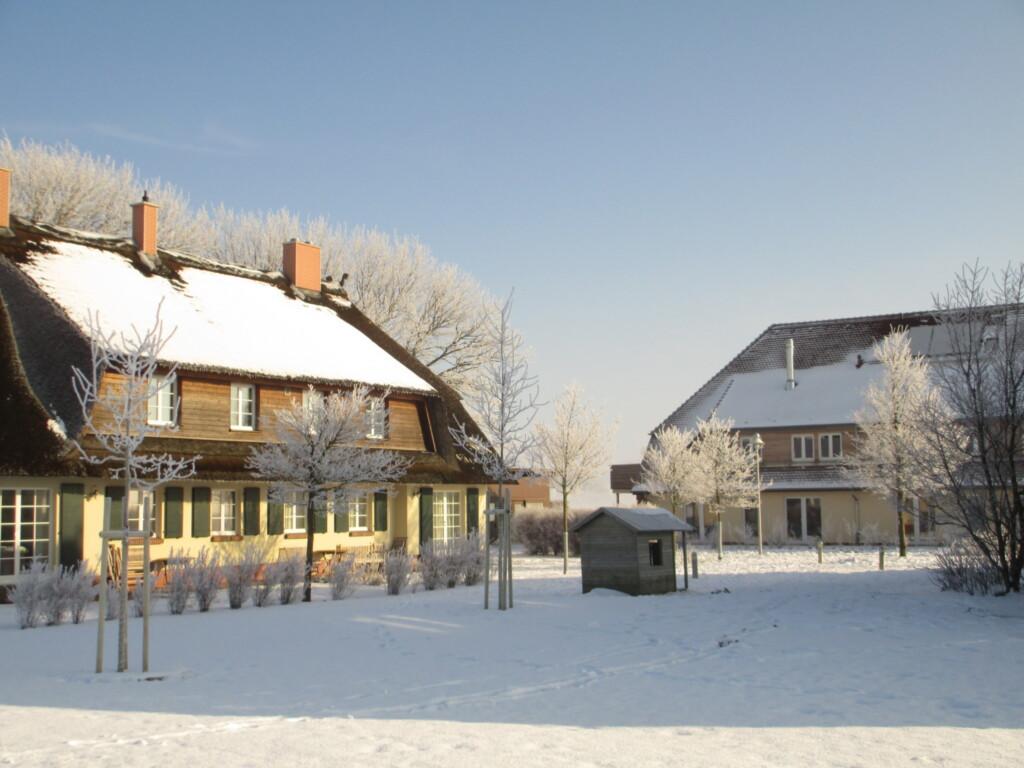 Rügen-Ferienhof, Ferienwohnung Obergeschoss 76m²