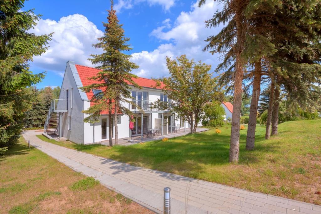 Ferienhaus 'Am Peeneufer', .Großfamilienwohnung 'A