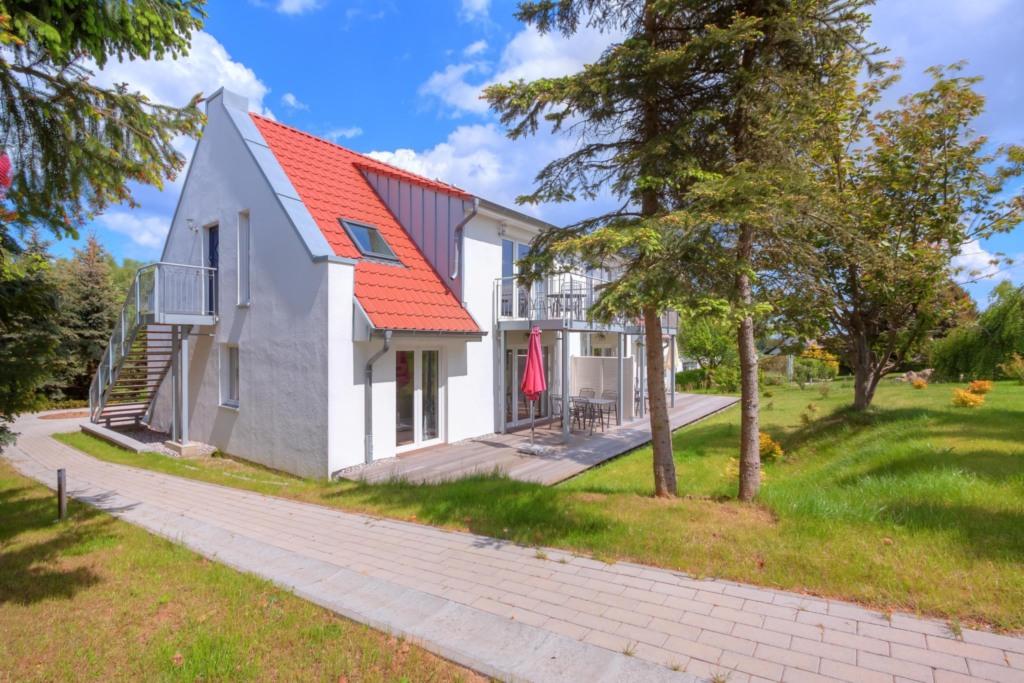 Ferienhaus 'Am Peeneufer', 3-DG_Ost - Bodden