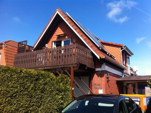 Haus Heidi, Ferienwohnung 'Sandra'