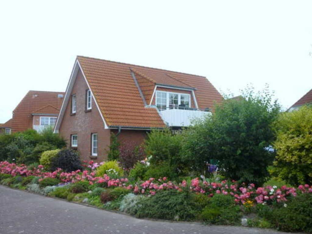 Haus Amrum 21, Ferienwohnung mit Balkon