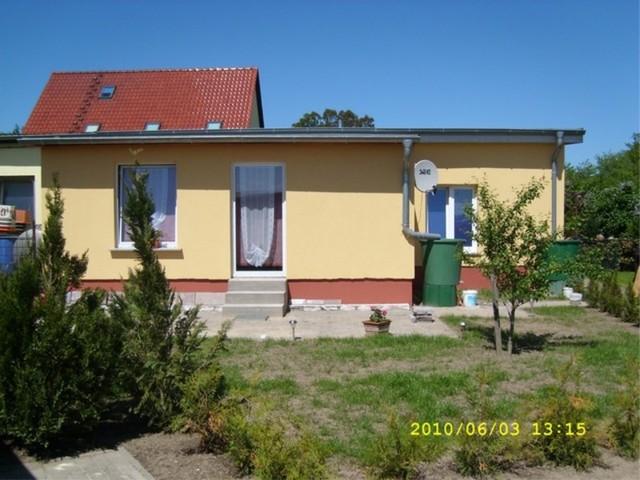 DEB 029 Ferienhaus Rose mit Terrasse, Ferienhaus R