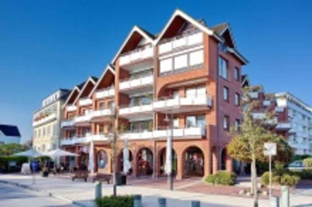 Strandburg, SB0017 - 1 Zimmerwohnung