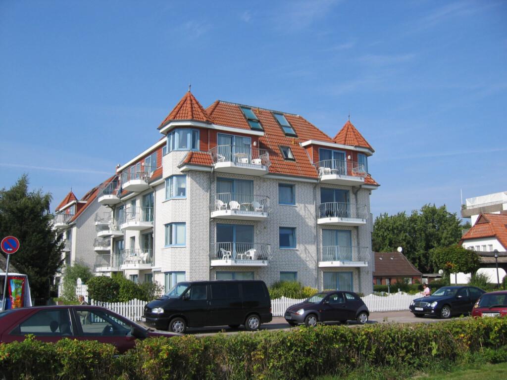 Strandschlösschen, SSCH24 - 2 Zimmerwohnung