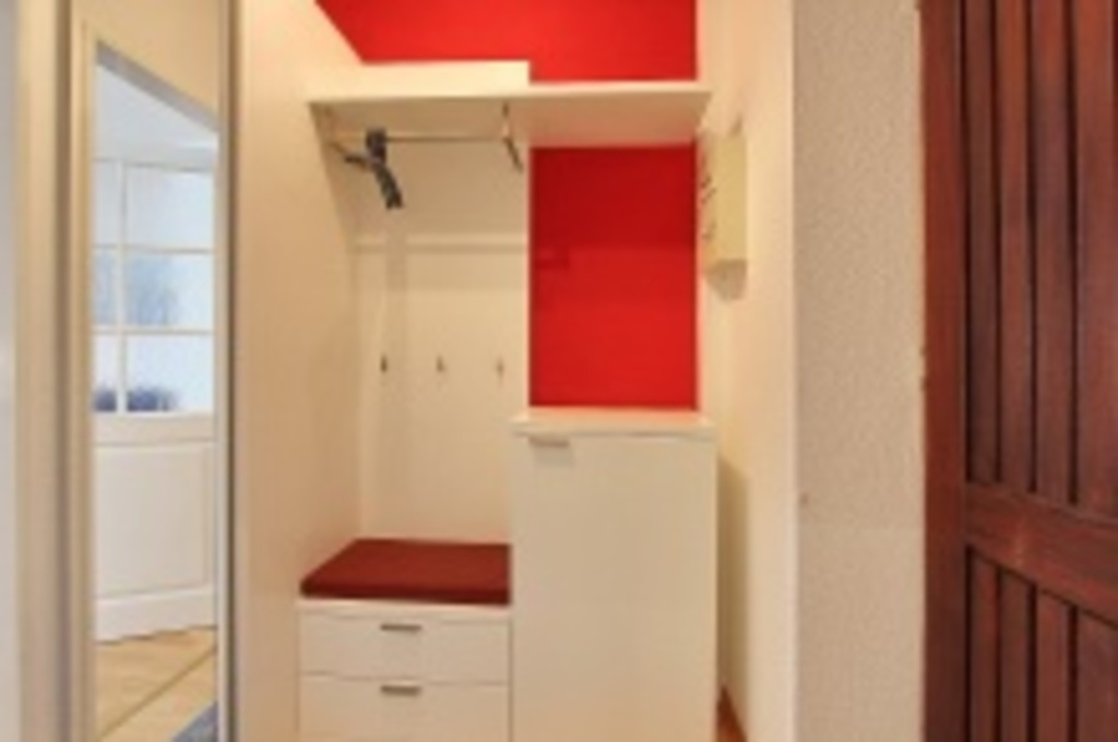 Strandburg, SB0009 - 1 Zimmerwohnung