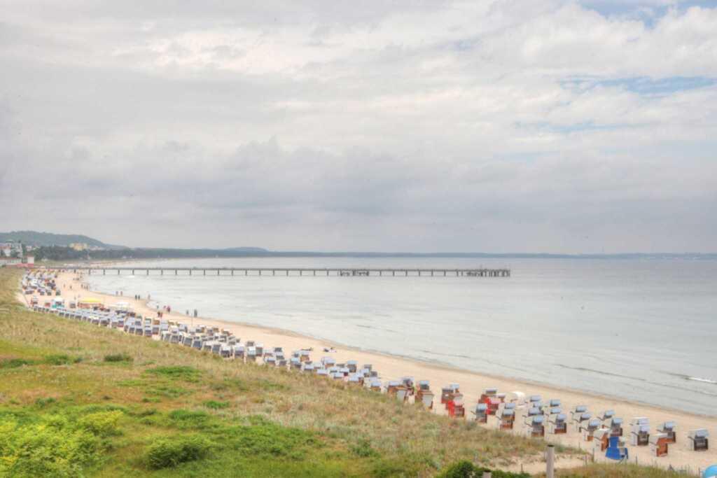 Binz 05 - Villa Strandeck direkt am Strand, mit Os