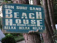 Beach House Camps Bay, Beach House 'Camps Bay' in Dangast - kleines Detailbild