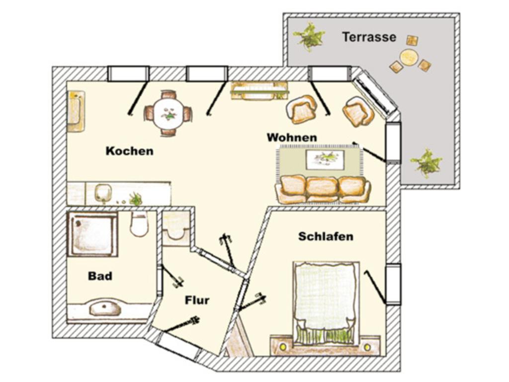 (Brise) Residenz Bleichröder Haus Rondell, Bleichr