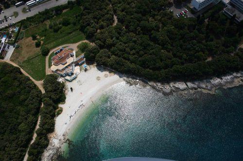 Ambrella Strand, nur 10 min zu Fuss