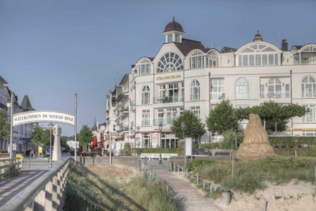 Binz 01 - Strandschloss *****, 'OCEAN ONE'