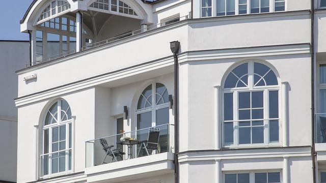 Binz 01 - Strandschloss *****, 'OCEAN CLOUD'