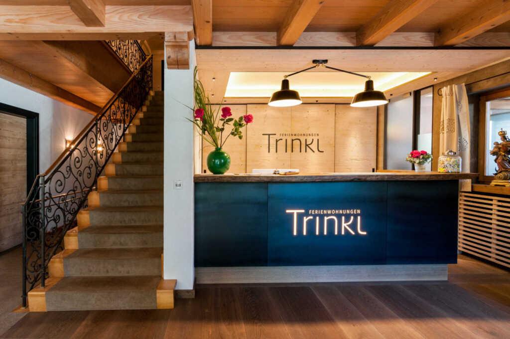 Ferienwohnungen Trinkl - mit Hotelservice, Wiesbau