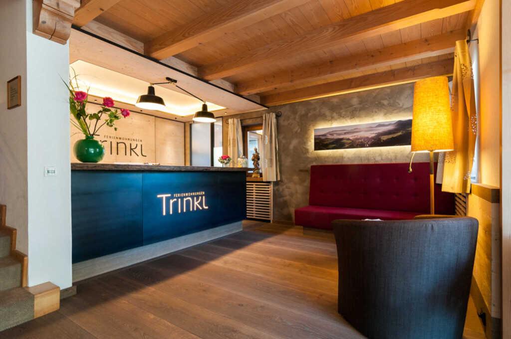 Ferienwohnungen Trinkl - mit Hotelservice, Fockens