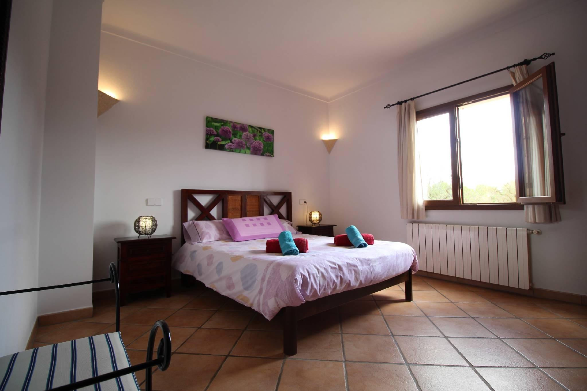 Finca Sa Bassa Seca | Schlafzimmer unten