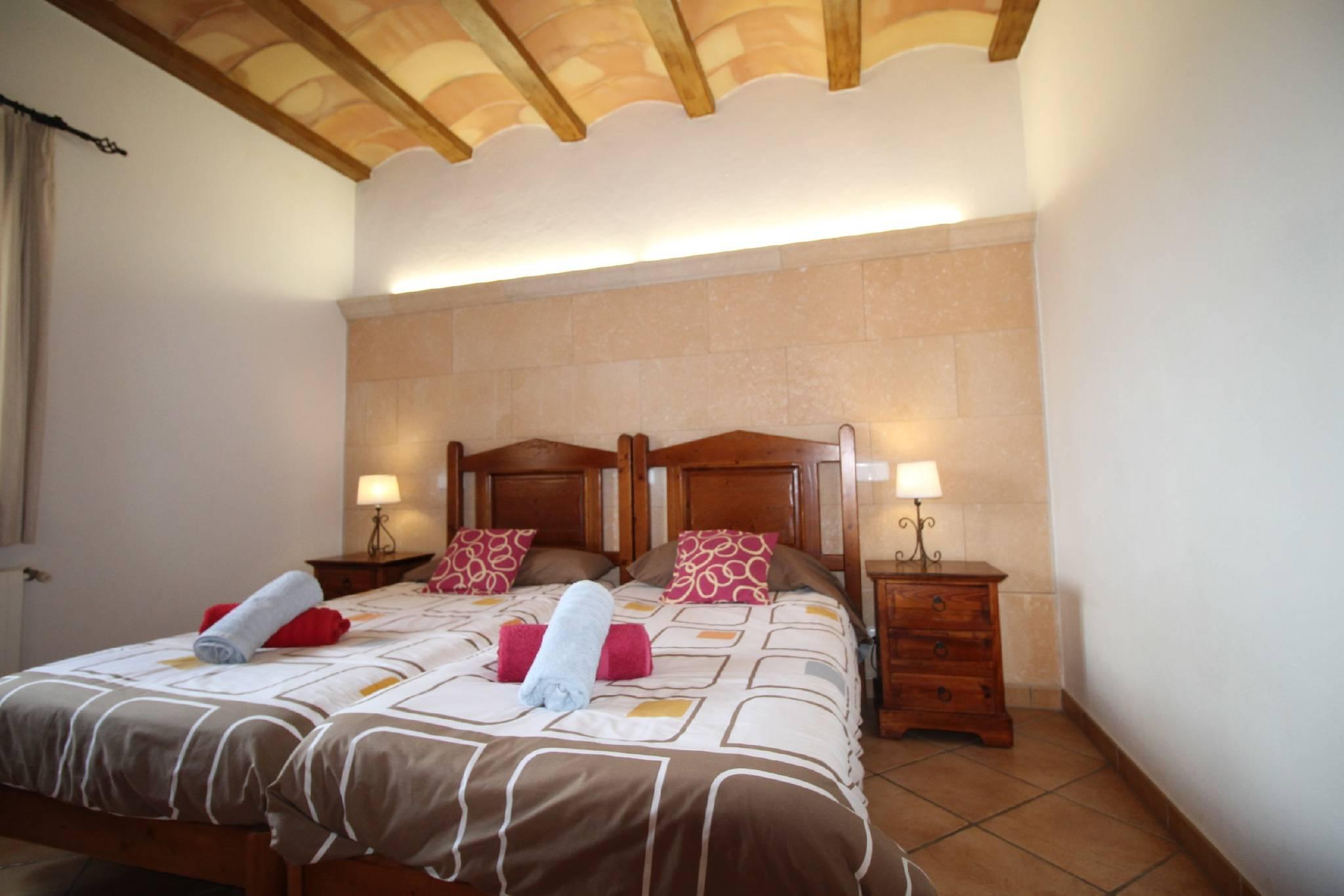 Finca Sa Bassa Seca | Schlafzimmer oben
