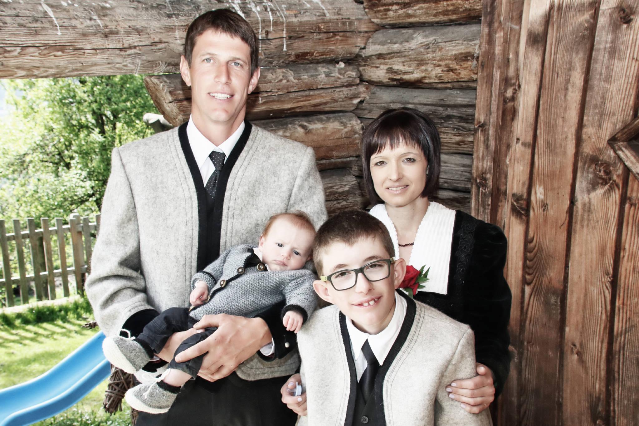 Vermieterfamilie