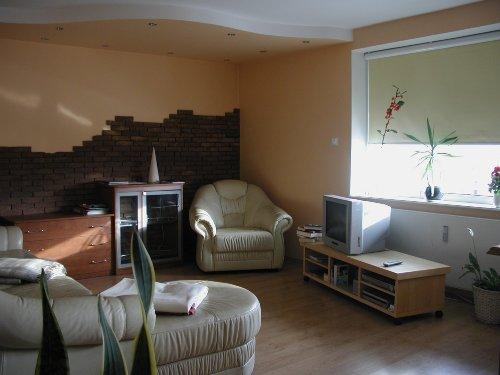 Wohnzimmer Couchseite