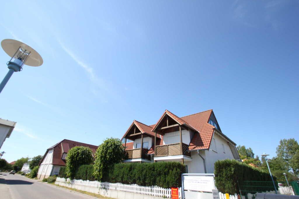 Villa Seeschwalbe, C 08: 60m², 3-Raum, 4 Pers., Ba