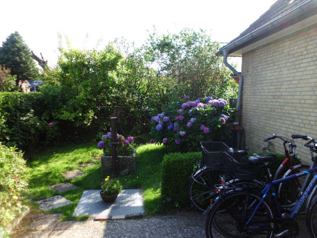 Haus Gerdsen, Wohnung 2 - 1-Zimmer-Appartement