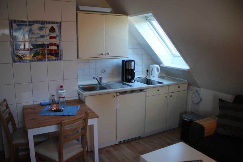 Haus Gerdsen, Wohnung 1 - 2-Zimmer Appartement