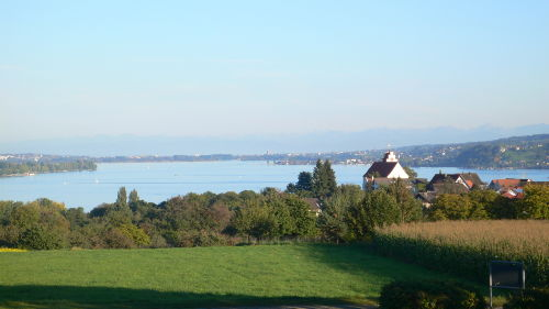 Blick vom Wasserturm Horn