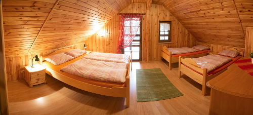 Schlafzimmer f�r 4-Personen