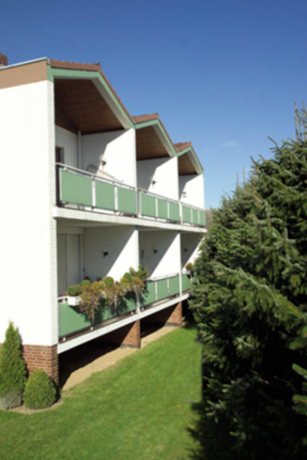 Ferienhaus Dornkampstraße 1 a, DOR008, 2-Zimmerwoh