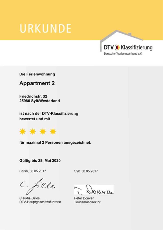 Haus Christianenhöhe (Wld), Appartement 02 (Wld)