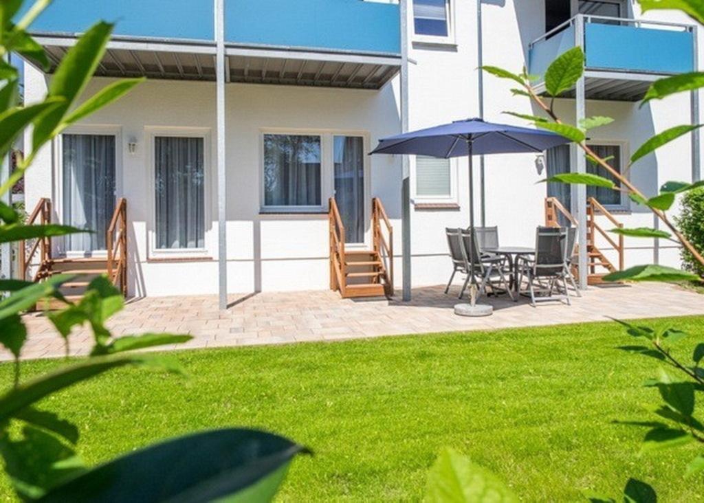 Villa Frieda, HOE101, 2-Zimmerwohnung