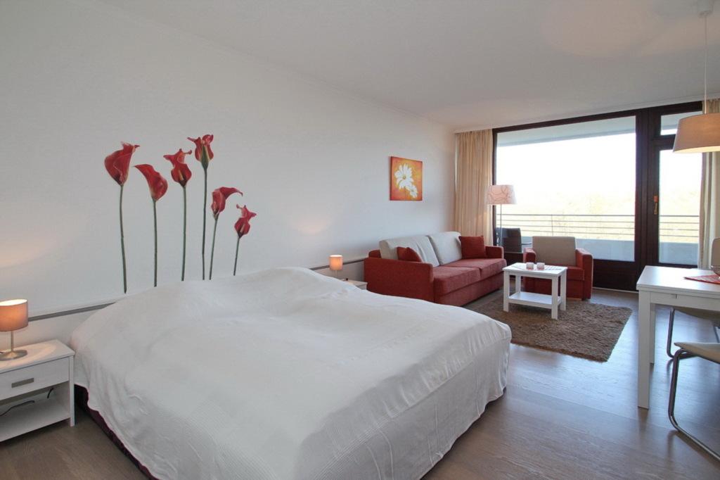 Appartements im Clubhotel, MAR714, 1 Zimmerwohnung