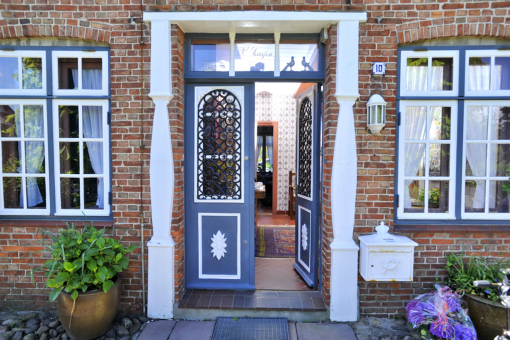Friesenhaus Synje, Nord-Appartement
