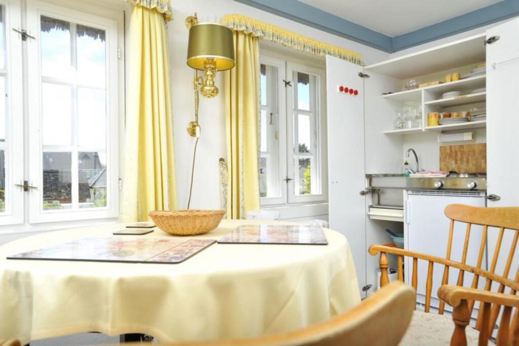 Friesenhaus Synje, Süd-Appartement