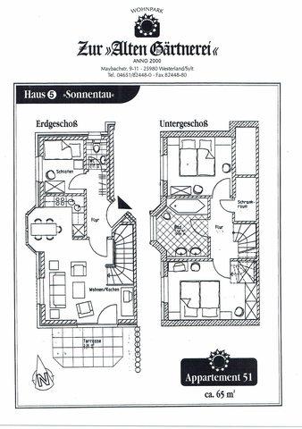 Wohnpark 'Zur Alten Gärtnerei', Wohnung 51