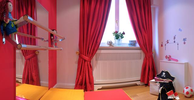 Barbian Family House, Feen-Suite