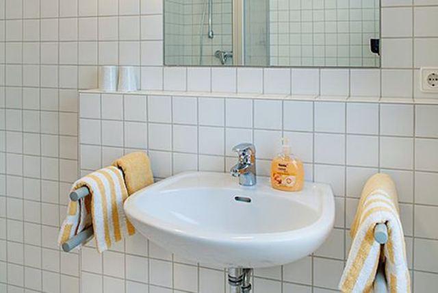 G�stehaus Jacobsen 1, Ferienwohnung Souterrain